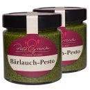 Pesto Bärlauch (saisonal) 2  x 160 g Duo-Pack