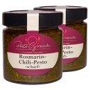 Pesto Rosmarin-Chili 2 x 160 g Duo-Pack