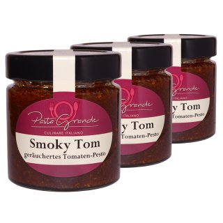 Smoky Tom 3 x 160 g Trippel-Pack