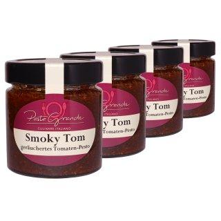 Smoky Tom 4 x 160 g Quadro-Pack