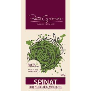 Eier-Nudelteig-Mischung Spinat 500 g