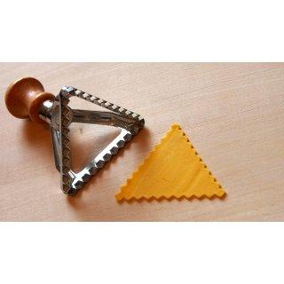 Triangel-Ravioli Stempel