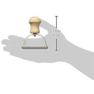 Quadrat-Ravioli Stempel