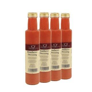 Dressing Himbeer 4 x 250 ml Quadro-Pack