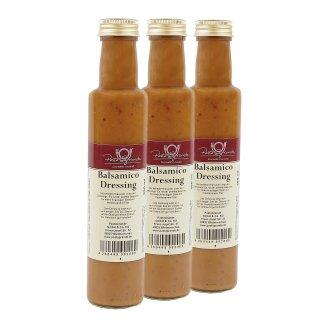 Dressing Balsamico 3 x 250 ml Trippel-Pack