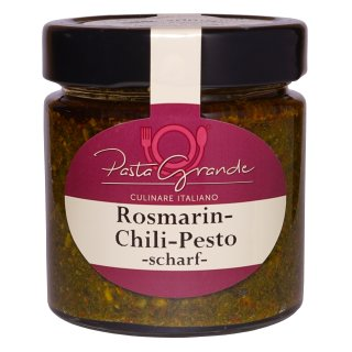Pesto Rosmarin-Chili 160 g