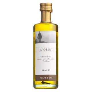 Olio al Tartufo, Trüffelöl mit Wintertrüffeln 55 ml