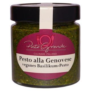 Pesto Genovese -Basilikum Pesto vegan- 160 g
